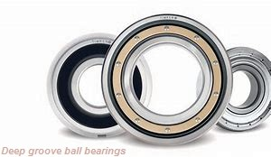 35 mm x 62 mm x 14 mm  SKF 6007NR deep groove ball bearings