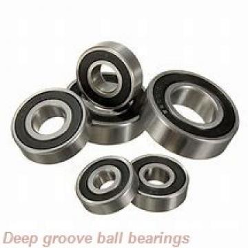 36,5125 mm x 80 mm x 30,2 mm  KOYO SA208-25F deep groove ball bearings