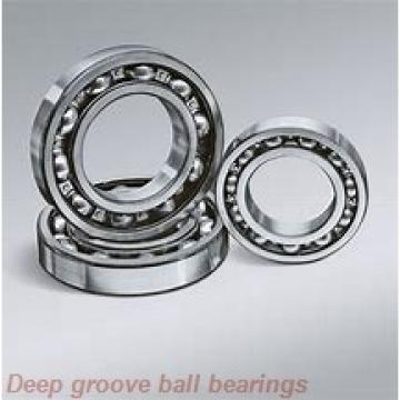 12 mm x 37 mm x 12 mm  NTN 6301 deep groove ball bearings