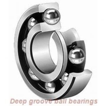 85 mm x 150 mm x 28 mm  FAG 6217-2Z deep groove ball bearings