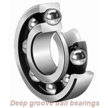 90 mm x 115 mm x 13 mm  NTN 6818NR deep groove ball bearings