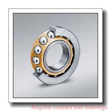 75 mm x 130 mm x 25 mm  NACHI 7215CDT angular contact ball bearings