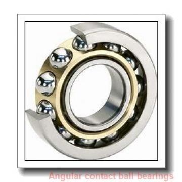 10 mm x 26 mm x 8 mm  SKF 7000 CD/P4A angular contact ball bearings