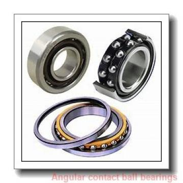 90 mm x 140 mm x 24 mm  SKF 7018 ACB/HCP4A angular contact ball bearings