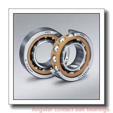 170 mm x 360 mm x 72 mm  NACHI 7334DB angular contact ball bearings