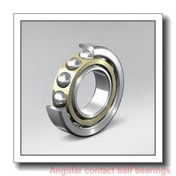 70 mm x 110 mm x 20 mm  SKF 7014 ACD/HCP4A angular contact ball bearings