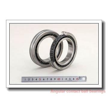 15 mm x 28 mm x 7 mm  NSK 15BGR19S angular contact ball bearings