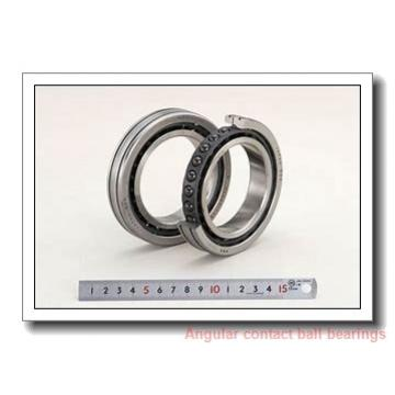 85 mm x 130 mm x 44 mm  NTN 7017UCDB/GNP5 angular contact ball bearings