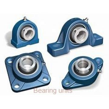 SNR UST207 bearing units