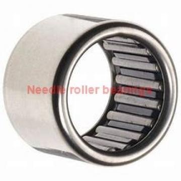 NBS NA 6901 needle roller bearings