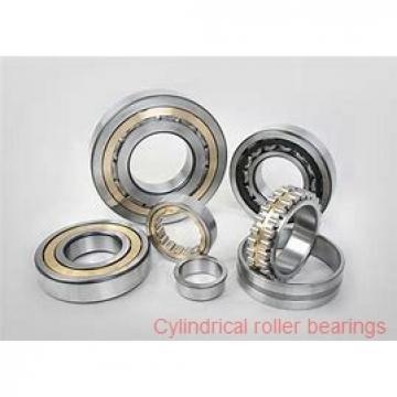 AST NJ2207 E cylindrical roller bearings