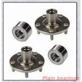 60 mm x 90 mm x 44 mm  INA GE 60 DO plain bearings