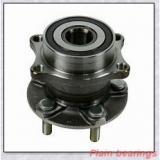 10 mm x 12 mm x 15 mm  INA EGB1015-E40-B plain bearings
